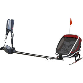 Hamax Outback Skiing Kit black
